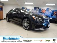Used 2017 Mercedes-Benz CLS 550 4MATIC Coupe in Bowie, MD