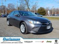 Used 2016 Toyota Camry Sedan in Bowie, MD