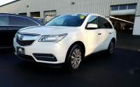 Certified Pre-Owned 2015 Acura MDX 3.5L Technology Package For Sale Lawrenceville