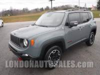 2015 Jeep Renegade 4x4 Trailhawk 4dr SUV