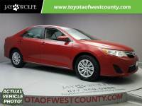 Certified Pre-Owned 2012 TOYOTA Camry Hybrid LE Front Wheel Drive 4 Door Sedan