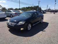 2011 Lexus ES 350 Premium Plus Heated And Cool Seats,Blue Tooth,Park Sensors,Window Shade