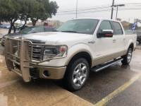Used 2014 Ford F-150 Truck SuperCrew Cab For Sale Austin TX