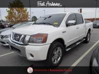 Pre-Owned 2012 Nissan Titan Truck Crew Cab For Sale | Raleigh NC