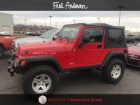 Pre-Owned 2006 Jeep Wrangler Rubicon SUV For Sale | Raleigh NC