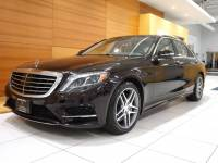 Certified Pre-Owned 2014 Mercedes-Benz S-Class S 550 AWD 4MATIC®