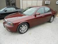 2003 Lincoln LS Sport 4dr Sedan V8