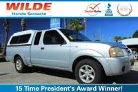 Pre-Owned 2003 Nissan Frontier 2WD King Cab I4 Manual Extended Cab Pickup