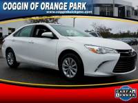 Pre-Owned 2016 Toyota Camry LE Sedan in Jacksonville FL