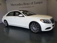 Pre-Owned 2015 Mercedes-Benz S-Class S 550 Sedan in Jacksonville FL