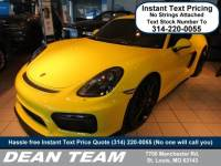 Used 2016 Porsche Cayman GT4 Coupe in St. Louis, MO