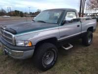 1997 Dodge Ram Pickup 1500 2dr Laramie SLT 4WD Standard Cab SB