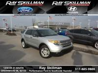Pre-Owned 2015 Ford Explorer BASE 4WD