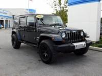 2010 Jeep Wrangler Unlimited Sahara 4WD Sahara