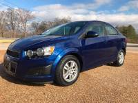 2012 Chevrolet Sonic LT 4dr Sedan w/1LT