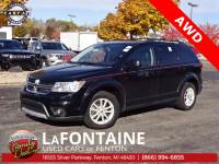 CERTIFIED PRE-OWNED 2014 DODGE JOURNEY SXT AWD