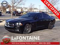 CERTIFIED PRE-OWNED 2014 DODGE CHARGER R/T RWD 4D SEDAN