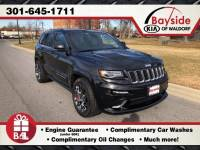 Used 2015 Jeep Grand Cherokee SRT 4x4 SUV in Waldorf