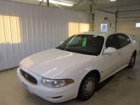 2003 Buick LeSabre Custom 4dr Sedan