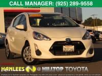 Used 2015 Toyota Prius c For Sale   Davis CA