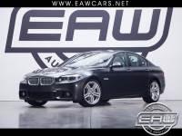 2014 BMW 5-Series 550i