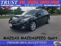 2011 Mazda MAZDASPEED3 Sport 4dr Hatchback