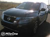 2014 Nissan Pathfinder S SUV V6