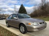 1998 Toyota Corolla LE 4dr Sedan