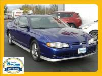 2005 Chevrolet Monte Carlo Supercharged SS Coupe