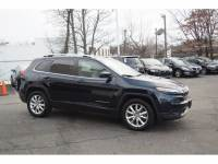 Used 2014 Jeep Cherokee Limited 4x4 SUV for sale in Totowa NJ