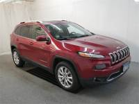 2014 Jeep Cherokee Limited 4x4 SUV in Burnsville, MN.