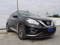 Certified Pre-Owned 2017 Nissan Murano SV SUV For Sale Austin, Texas
