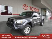 Certified 2015 Toyota Tacoma PreRunner V6 Truck Double Cab in Albuquerque, NM