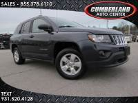 PRE-OWNED 2014 JEEP COMPASS SPORT FWD SPORT UTILITY