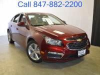 Certified 2016 Chevrolet Cruze Limited LT