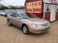 1999 Toyota Camry Solara SE 2dr Coupe