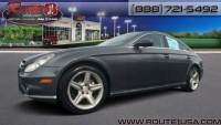 2009 Mercedes-Benz CLS-Class 5.5L Sedan [] Capri Blue Metallic