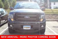 Used 2013 Ford F-150 FX4 Truck SuperCrew