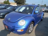 1998 Volkswagen New Beetle Base 2dr Coupe