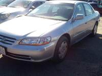 2002 Honda Accord LX V-6 4dr Sedan