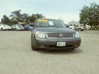 2005 Mercury Montego Luxury 4dr Sedan
