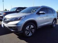 Certified Pre-Owned 2016 Honda CR-V Touring FWD Touring 4dr SUV