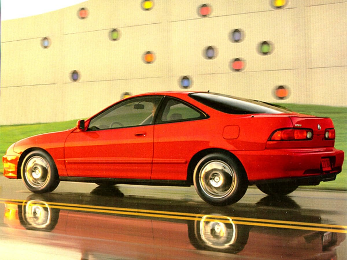 Photo 1998 Acura Integra LS Coupe FWD