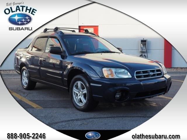 Photo Used 2005 Subaru Baja Sport For Sale in Olathe, KS near Kansas City, MO