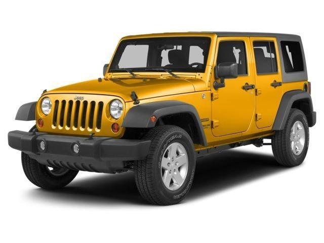 Photo Used 2014 Jeep Wrangler Unlimited Sport RHD 4x4 SUV in Plattsmouth, NE