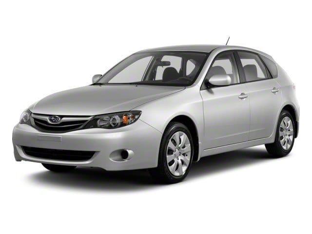 Photo Used 2010 Subaru Impreza Outback Sport Sedan for Sale in Greenville, TX