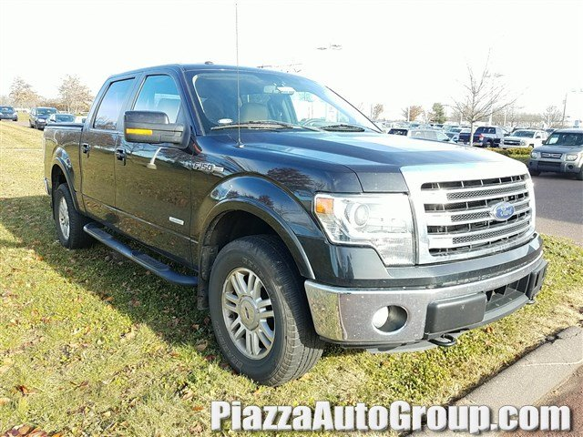 Photo Used 2014 Ford F-150 LARIAT CREW CAB 4X4 in Limerick, PA near Pottstown, PA
