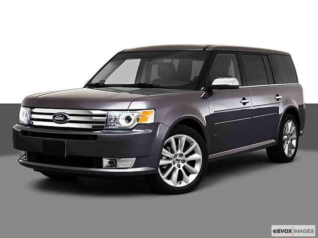 Photo Used 2010 Ford Flex Limited SUV V-6 cyl in Waterford, MI