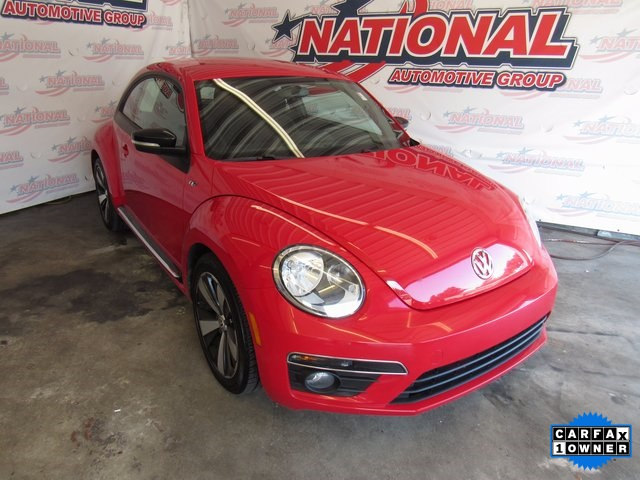 Photo 2014 Volkswagen Beetle 2.0T R-Line Hatchback  Jacksonville NC