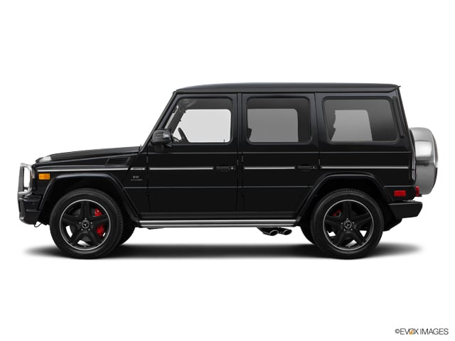 Photo Pre-Owned 2014 Mercedes-Benz G-Class G 550 4MATIC SUV in Denver